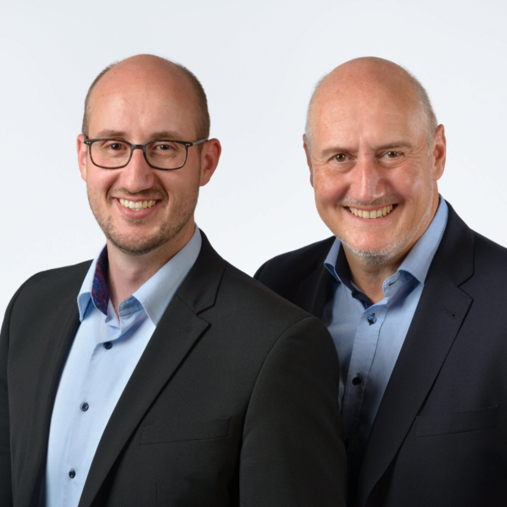 Finanzierungsberater Michael und Christian Both