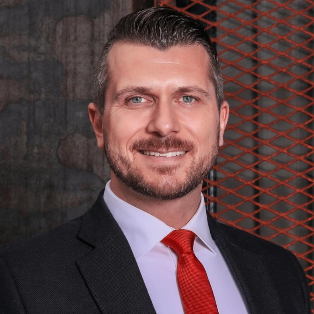 Finanzierungsberater Manuel Rosenberger Bausparkassenvertreter der LBS Hessen-Thüringen