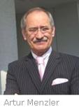 Finanzierungsberater Artur Menzler