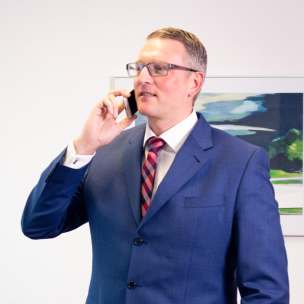 Finanzierungsberater Stefan Schöne